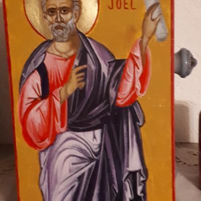 Icone prophete  Joel