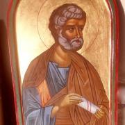 Icone de  st  Pierre