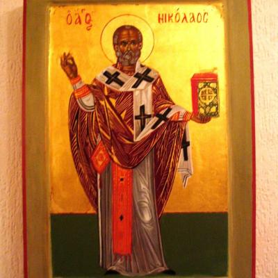 icone ST NICOLAS