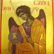 Icone Archange Gabriel