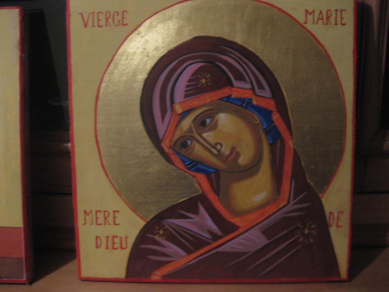"""Vierge  '""""modèle Sylvanes """""""