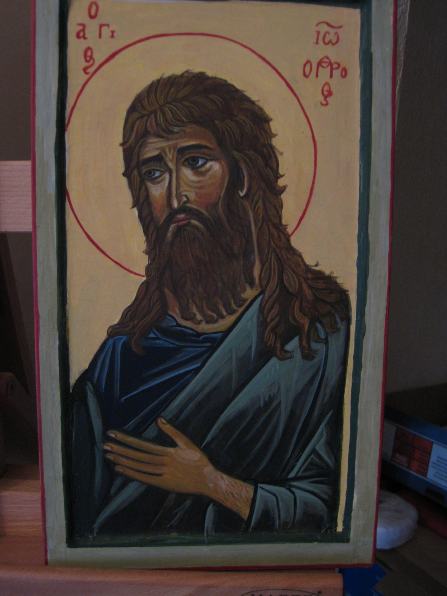 St Jean Baptiste le Précurseuri