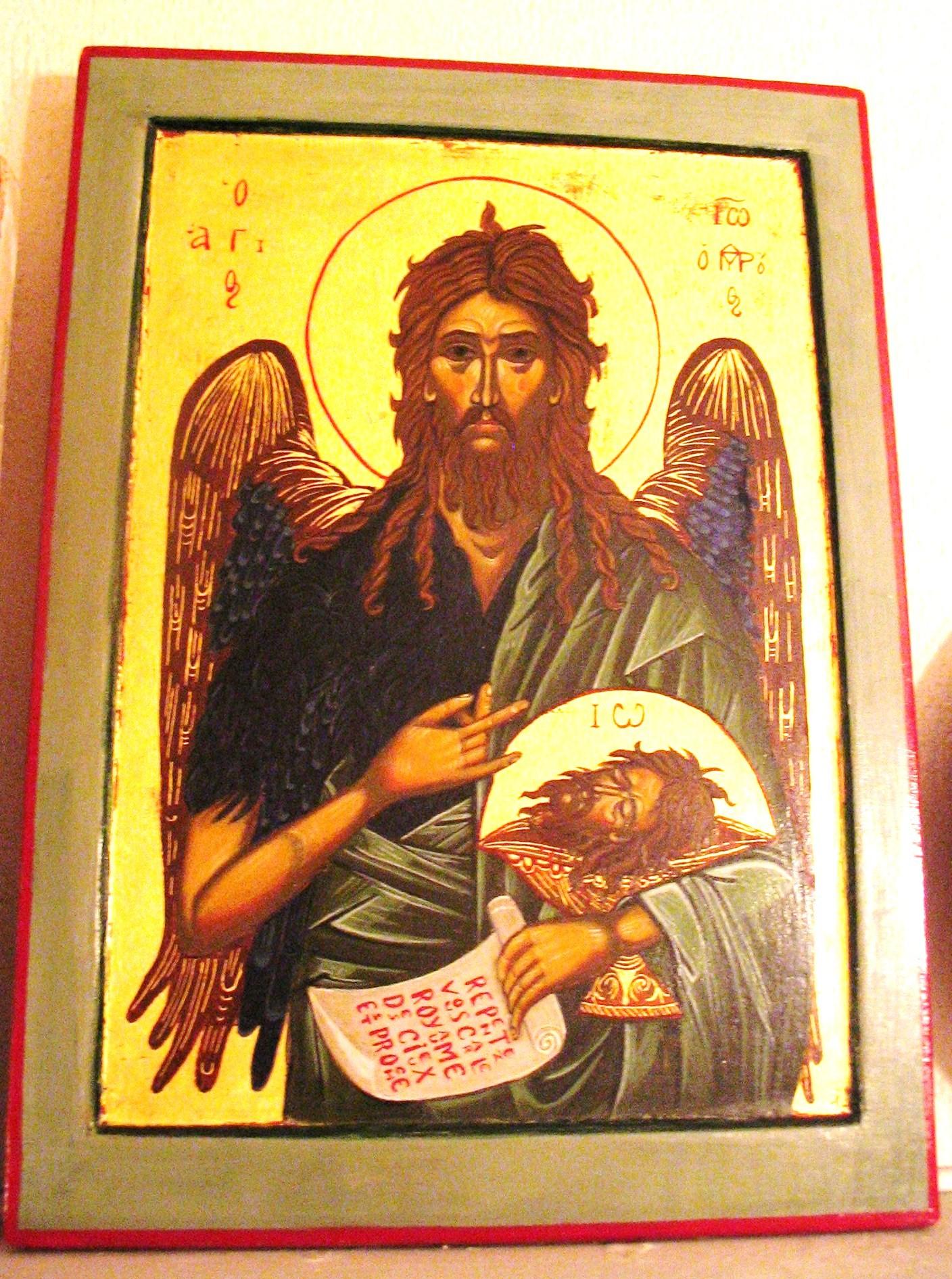 St Jean Baptiste  le Precurseur